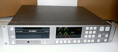 STUDER D732 PLAYER CD AUDIOPHILE STUDIO High Quality