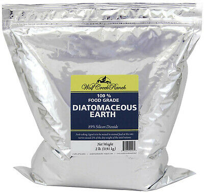 Diatomaceous Earth Food Grade - 2 lbs Perma-Guard