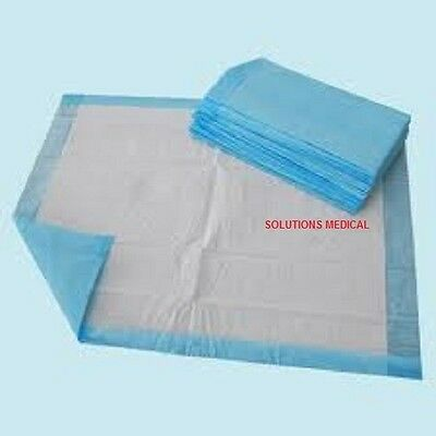 DISPOSABLE UNDERPADS (5PLY) 40 x 56cm (x50) (BLUEYS)
