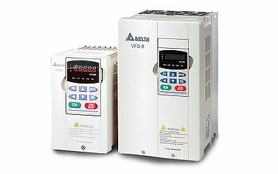 Delta VFD-022B43A Frequency Inverter Drive 3HP/460V