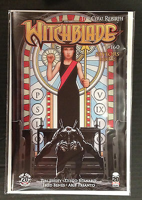 Witchblade #160 NM- 1st Print Free UK P&P Top Cow Image Comics