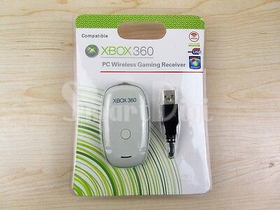 NEW PC Wireless Game Receiver f microsoft XBOX 360 Wireless Controller WIN7/8.1