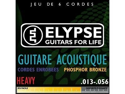 Elypse - Jeu de cordes pour guitare folk - AS-787C - 11-53