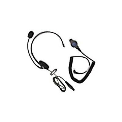 Iden Uh076 Uh078 Sx Nb Uhf Speaker Commercial Headset Microphone Hm078Cq Ptt