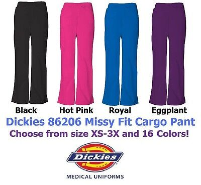 Dickies EDS 86206 Women's Scrub Pant Pick Size & Color Buy 2+ items Ship $2 NWT