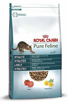 Royal Canin Pure Feline No 3 Lively Cat Food