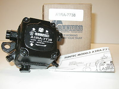 Suntec or Sundstrand A1RA7738 ONE YEAR WARRANTY Waste Oil Heater Burner Pump NEW