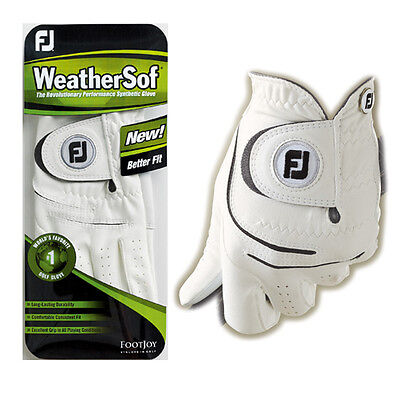 FootJoy WeatherSof Ladies LH Golf Glove 2015