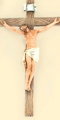 "SALE! 8"" INRI Wall Cross Crucifix Jesus Christ Crucified Christian Catholic Gift"