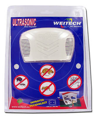 Weitech Ultrasound Distributor for 280qm - against Rat Mouse Spin Insects