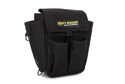 Dirty Rigger Technicians Tool Pouch V2.0 Rubber Bottom Stage Theater Rigging AV