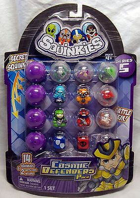 Squinkies Cosmic Defenders Pack Series 5 many other available NEW NIB