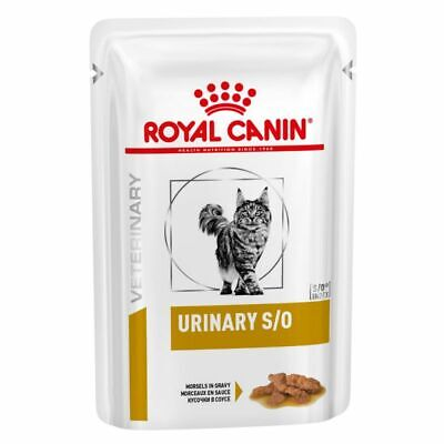 Royal Canin Feline Veterinary Diets Urinary S/O Wet Cat Food