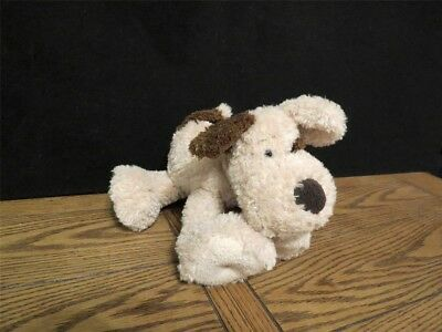 Plush Stuffed Animal: Russ CHUNKY Spotted Dog w/ Floppy Legs--Simply Adorable!