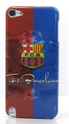 for iPod touch 5th 5 th itouch 5 gen fc barcelona hard case soccer football