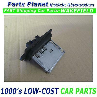 07 MICRA 1.2 16V HEATER MOTOR THERMOSTAT CLIMATE CONTROL RESISTOR