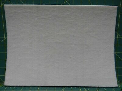 "Aspen Aerogel SPACELOFT Insulation Hydrophobic Mat, 10"" x 14"" Sample 10mm"