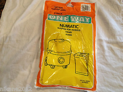 henry hoover bags dust numatic vacuum cleaner james filter new 3 pack hetty