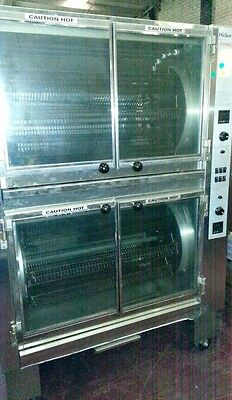 Hickory N/14.5E Electric Chicken Poultry Rotisserie