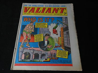 Valiant Comic - 22nd August 1970