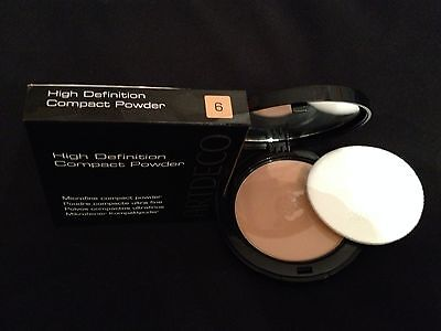 ARTDECO - HIGH DEFINITION COMPACT POWDER - Poudre compacte ultra fine n°06