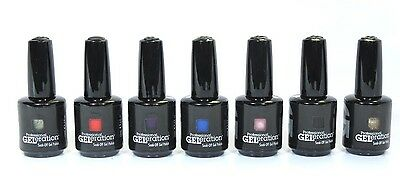 Jessica Geleration Nail Gel Polish 2014 Set Of 7 New Colors Part 2