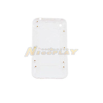 New Housing Back Door Battery Cover Case For iPhone 3G 16G 16GB White