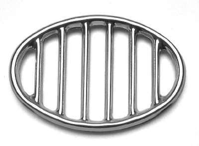 VW BEETLE FRONT HORN GRILLS  X 2 - 1952-67 + 1200cc 1967-72 NEW