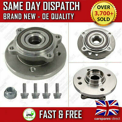 Bmw Mini Cooper One&works R50 R52 R53 Front Wheel Bearing & Bolts 12Mm 2001>2006
