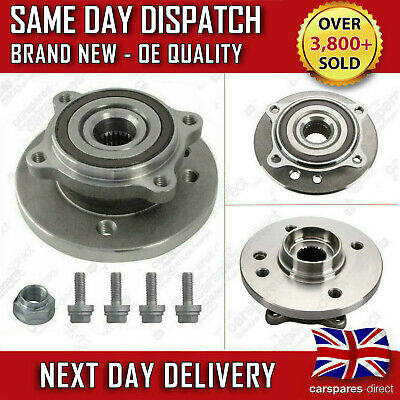 Bmw Mini Cooper One&works R50,r52,r53 Front Wheel Bearing&bolts 12Mm 2001 2006