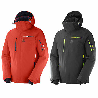 Salomon Brillant | Brilliant Jacket Herren-Skijacke Snowboardjacke Winter-Jacke