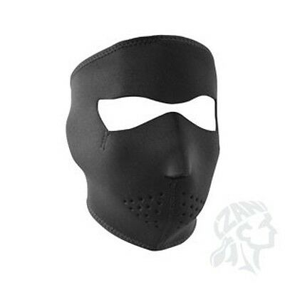 Child Size Black Full Neoprene Face Mask Ski Cold Weather Free Shipping Small