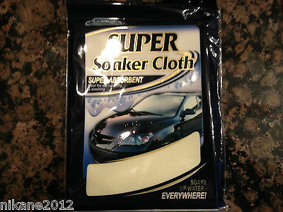 super soaker car wash cloth car pride cleaning washing paint shine chamois