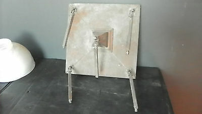 Antique Arts And Crafts/Mission Style 5 Drop Ceiling Light 6127