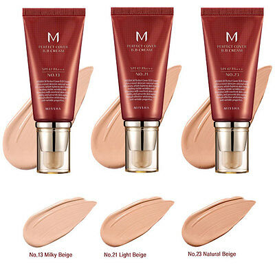 Missha M Perfect Cover BB Cream Blemish Balm SPF42 PA+++ 50ml