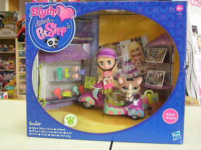 Littlest Pet Shop Scooter Hasbro Cod. 21462