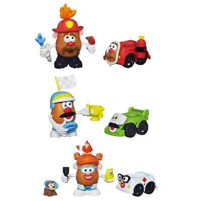 Mr Potatoe Head Little Tators Big Adventures Choose 1 of 3 Toy Figures