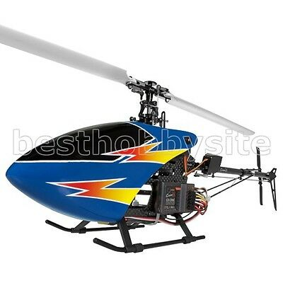 CopterX CX 250SE Flybarless 2.4GHz RTF Mode 2 3D Helicopter T-rex Trex 250