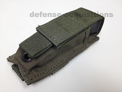 NEW Eagle Industries 9mm Magazine Pouch Ranger Green RLCS MOLLE EIUI DEVGRU