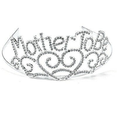 Mother To Be Baby Shower Tiara Mom Gift Crown Metal Hearts Expecting Mom Newborn
