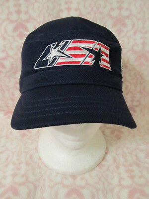 ... czech under armour womens military u.s.a. cap hat stretch midnight navy  new 32802 f45a0 466f1feb1acb