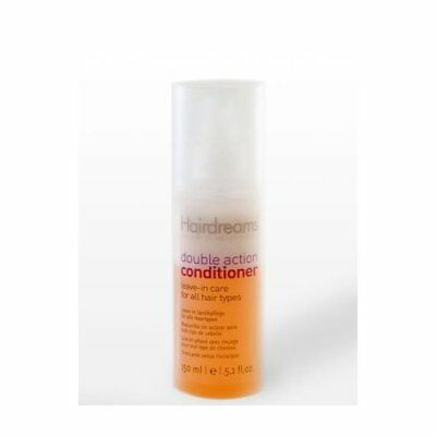(€8,99/100ml) HAIRDREAMS Double Action Conditioner 150ml