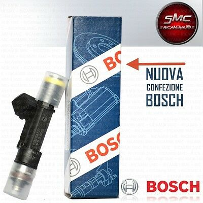 0280158827 INIETTORE FIAT MULTIPLA - Doblo 1.6 BIPOWER NATURAL POWER BOSCH
