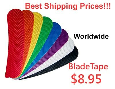 BladeTape, Blade Tape, Hockey Stick / Goalie Stick Tape, Grip Tape, Multi Colors