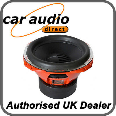 """ORION HCCA152 15"""" Car Audio Extreme SPL Bass Sub Subwoofer 5000W Black Coil NEW"""