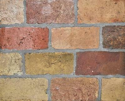 European Antique Reclaimed Brick Veneer