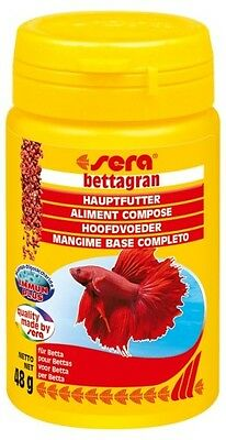 Nourriture Sera Bettagran 48 G 100 Ml Special Betta