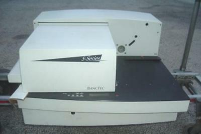 Banctec S-Series Check Reader, Document Scanner