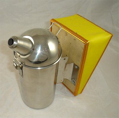 Beekeeping Smoker - European Style - Rounded - Bee Puffer - Beehive