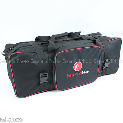 EssentialPhoto Walls Padded with Dividers Studio Carry Bag Case 72x24x24cm